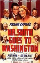 Mr. Smith Goes to Washington 1939 DVD - Jean Arthur /  James Stewart